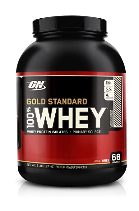 Optimum Nutrition 100% Whey Gold Standard - 1 lb (Double Rich Chocolate)