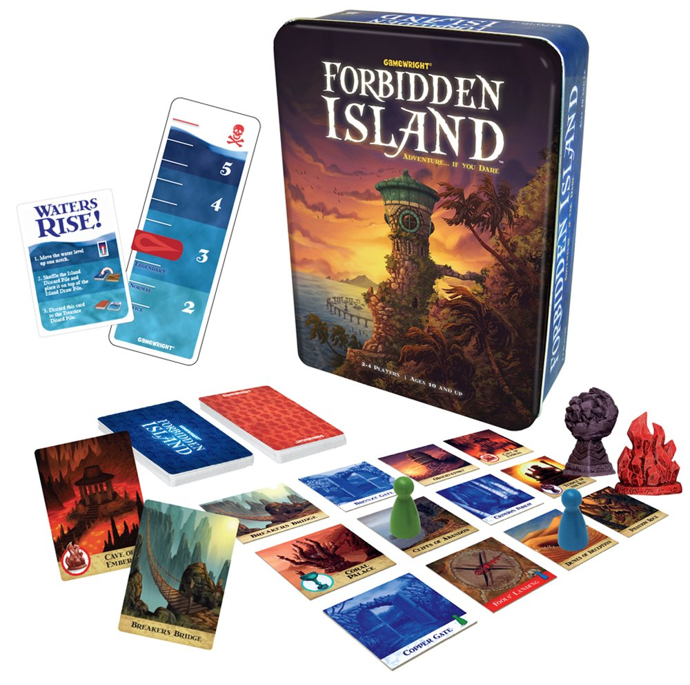 forbidden island 2 player