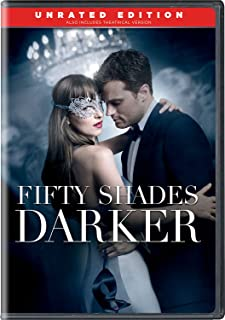 Book Cover: Fifty Shades Darker