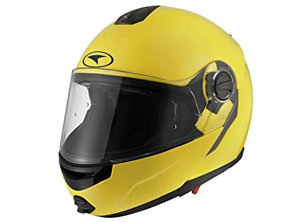 AXO mS1P0015 y04 casque mode taille :  xS (jaune)