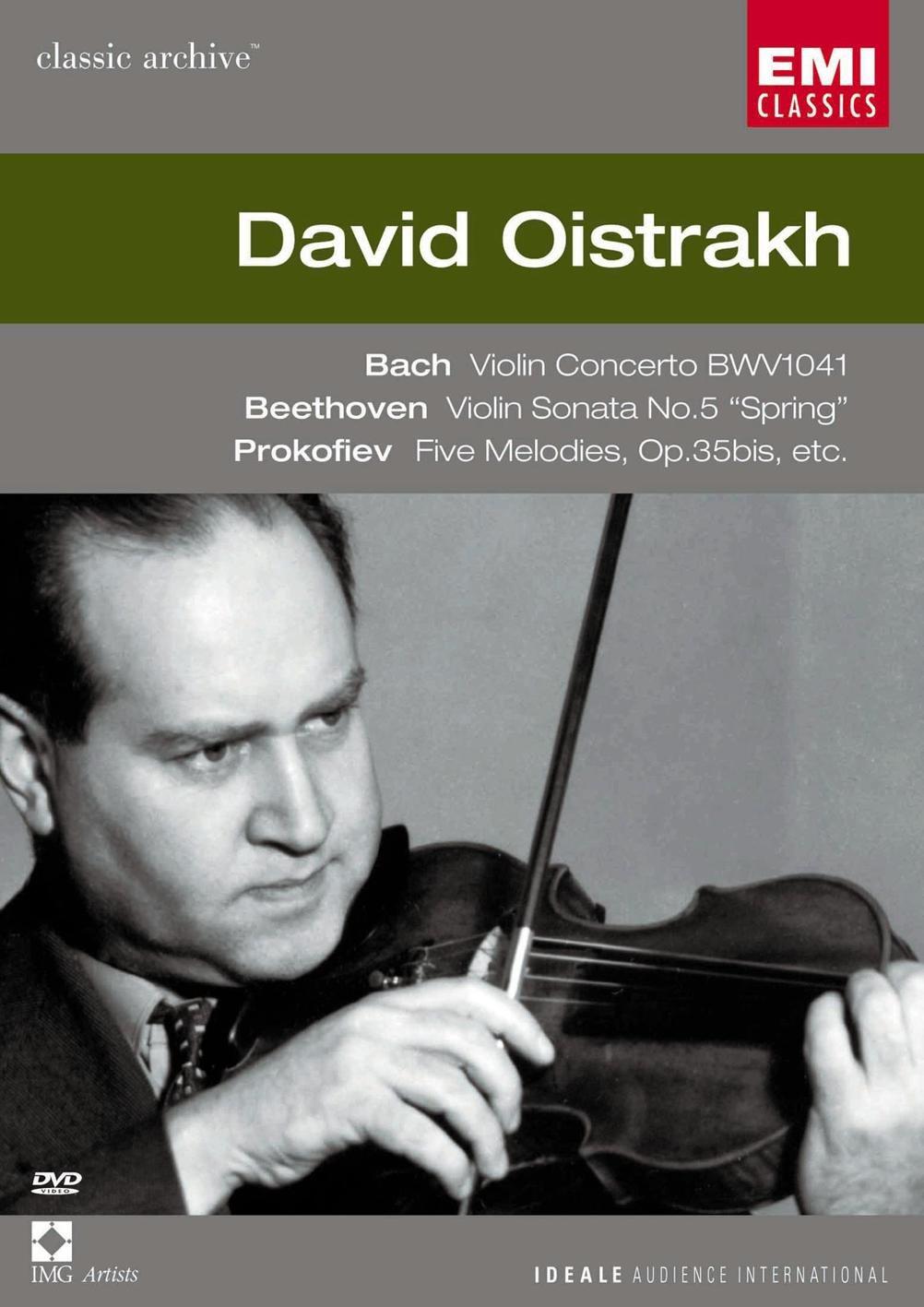 David Oistrach Beethoven Violin Concerto In D MajorOp61