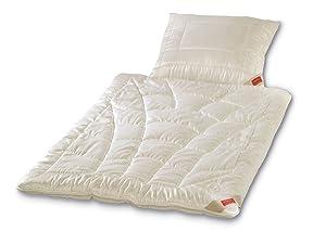 Hefel Klima Control Comfort Ganzjahresbettdecke 135x200 cm  Kundenbewertung und Beschreibung