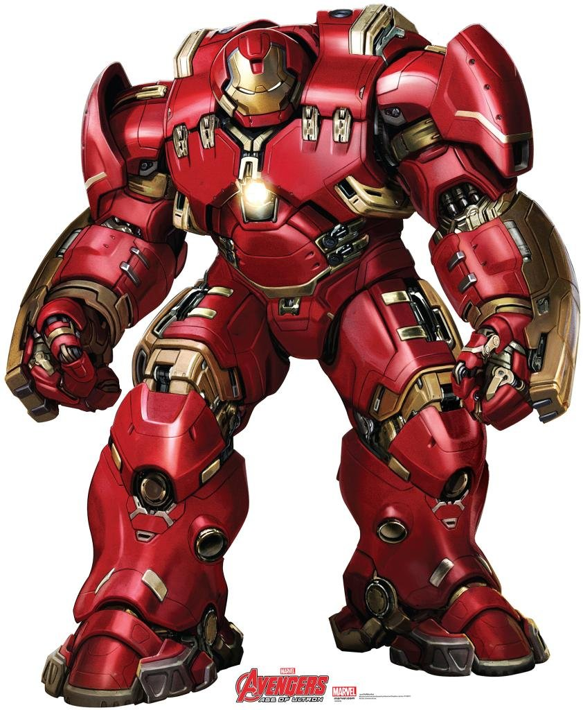 Marvel's Avenger's: Age of Ultron - Advanced Graphics Life Size Cardboard Standup