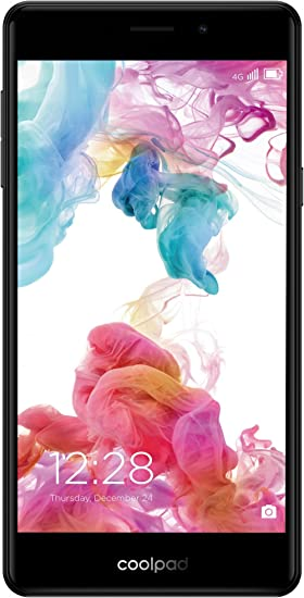 Coolpad Mega 2.5D (Space Grey) By Amazon @ Rs.5,999