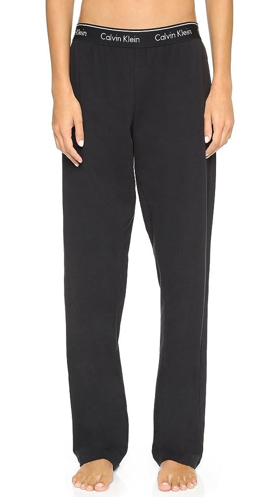 Calvin Klein Women's Comfort Cotton Pajama Pant