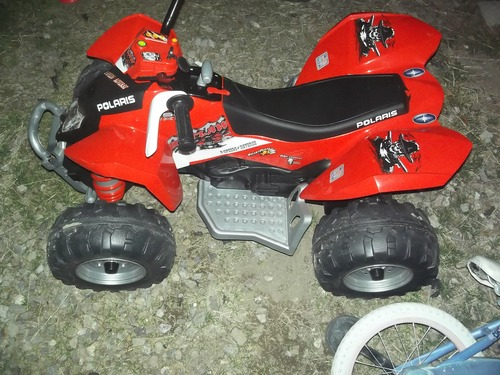 Peg perego polaris outlaw red toys games for Peg perego polaris outlaw