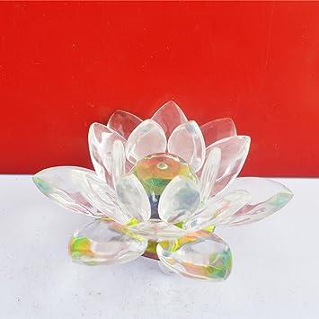 Flor de loto de crital. Feng Shui