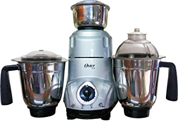 Oster MGSTSL7500-449 750-Watt Mixer Grinder with 3 Jars