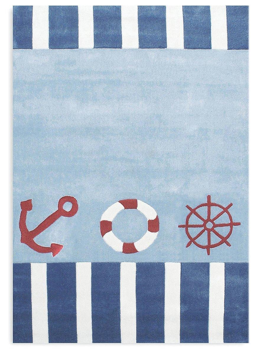 Kinderteppich Happy Rugs AUF HOHER SEE 4 200x300cm günstig online kaufen