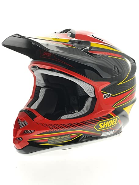 Casque Motocross Shoei 2015 VFX-W Sear TC1 Rouge-Noir
