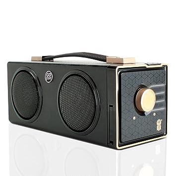GOgroove SonaVERSE BXL Portable Speaker Boombox