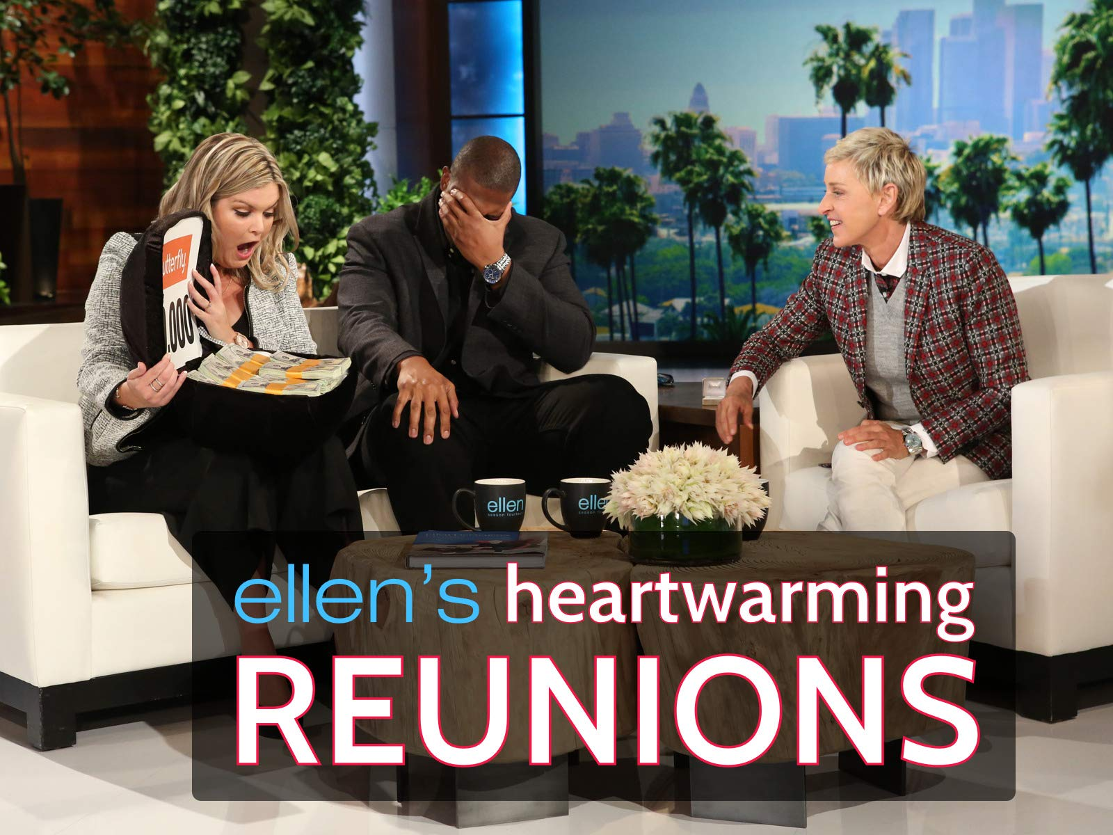 Ellen's Heartwarming Reunions