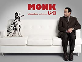 Monk Season 7 [HD]