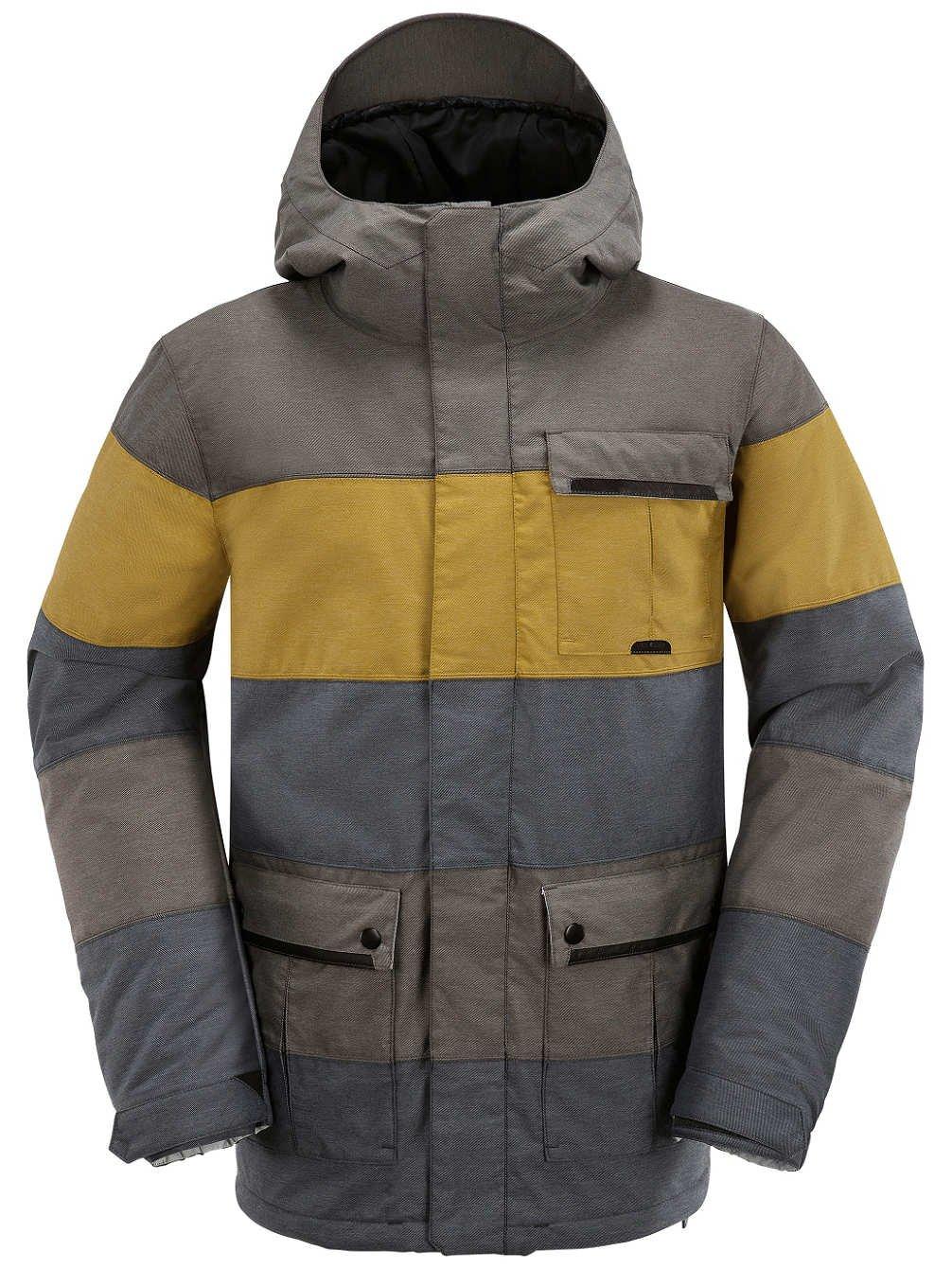 Herren Snowboard Jacke Volcom Captain Ins Jacket