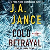 Cold Betrayal: A Novel | [J.A. Jance]