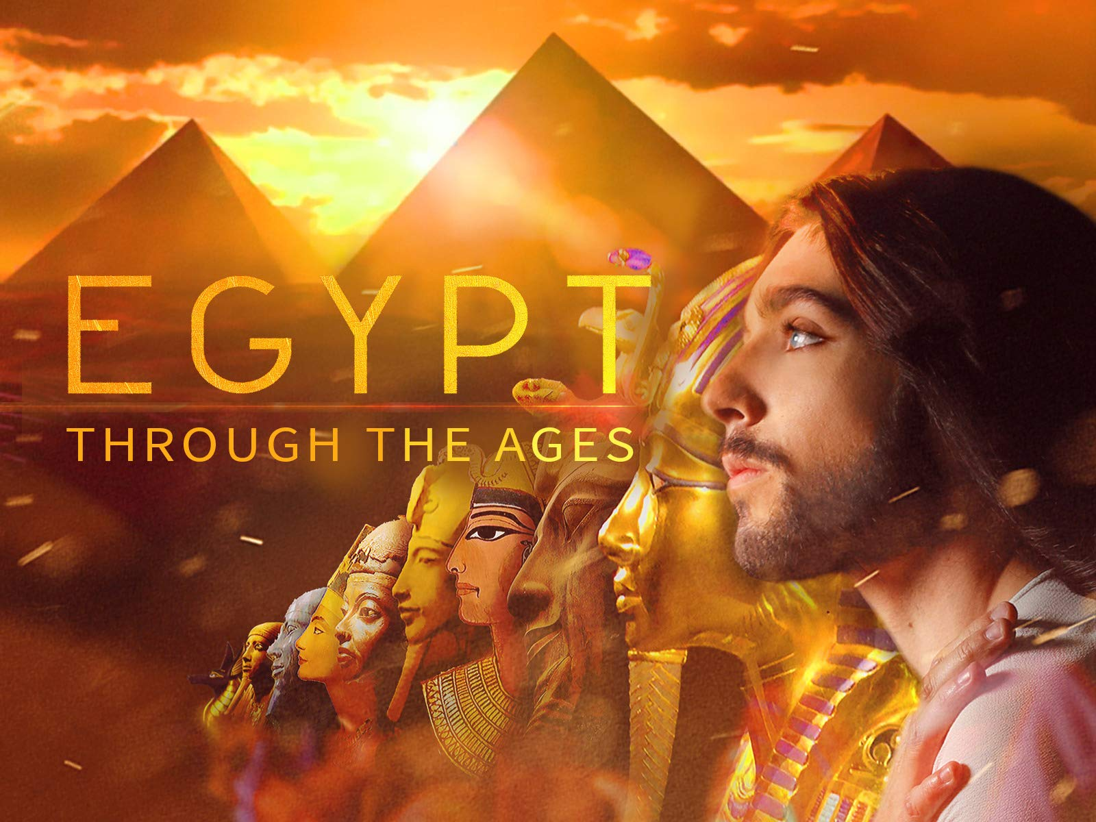 Egypt Thru the Ages - Season 1