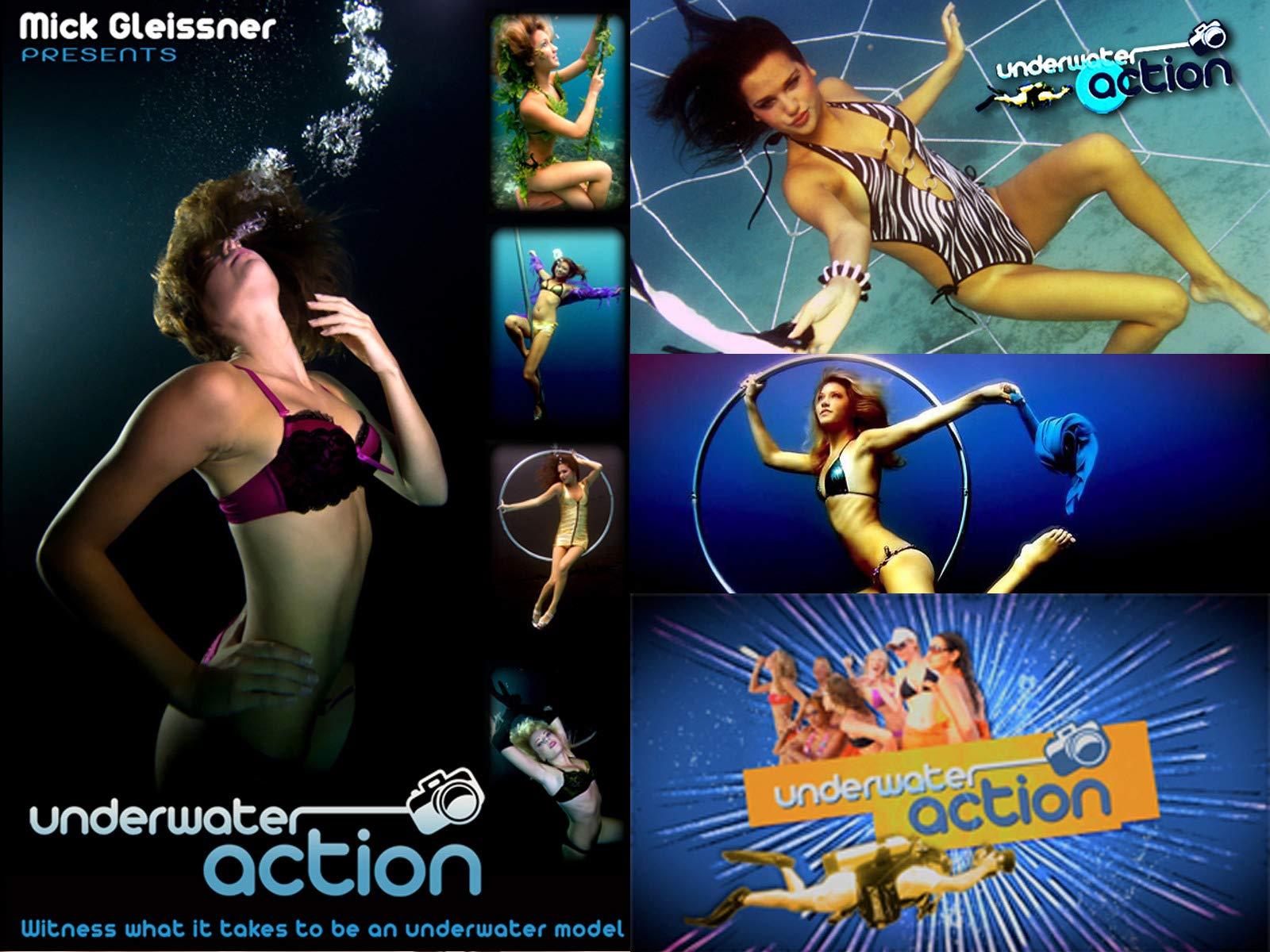 Underwater Action on Amazon Prime Video UK