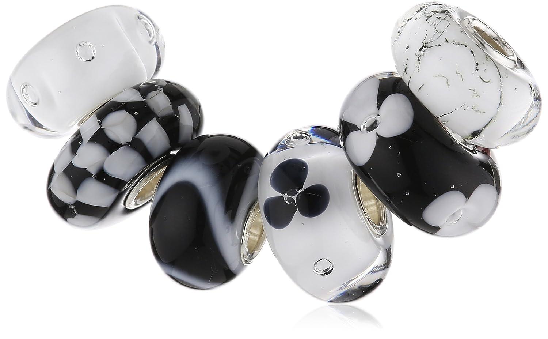 Trollbeads Damen-Bead 925 Sterling Silber Glas Ohne 63051 bestellen