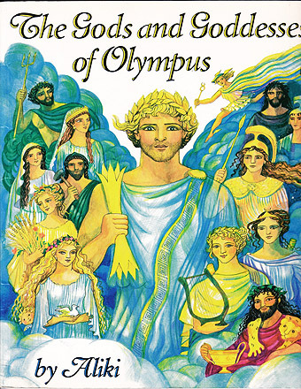 The Gods and Goddesses of Olympus, Aliki