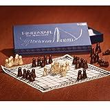 NATIONAL MUSEUMS SCOTLAND ENT Hnefatafl: The Viking Game - Board Game (Color: Multicolor)