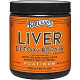 Barlean's Organic Oils Liver Detox & Repair, Tropical Twist, 6.35 Ounce (Tamaño: 6.35 ounces)