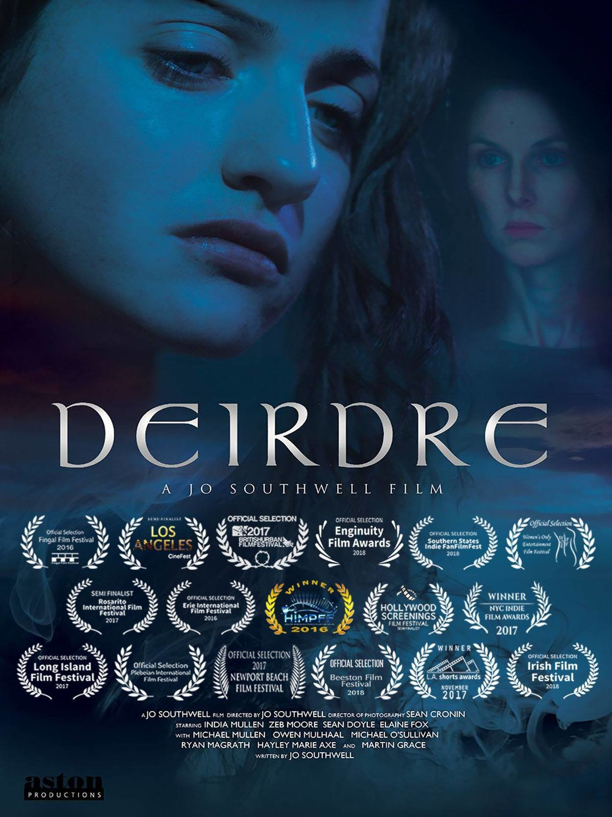 Deirdre on Amazon Prime Instant Video UK