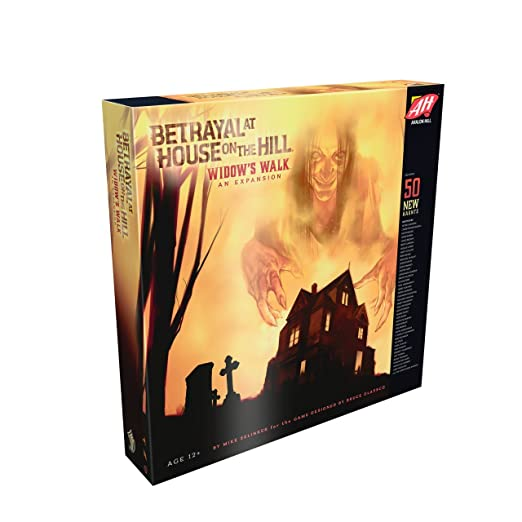 Avalon Hill - C01410000 - Betrayal At House On The Hill - Widow'S Walk - Anglais - Figure