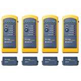 Fluke Networks MT-8200-49A Cable Tester (Pack of 4) (Tamaño: Pack of 4)