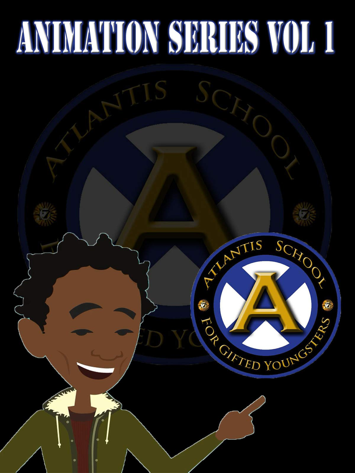 Atlantis School For Gifted Youngsters Animation Series Vol 1