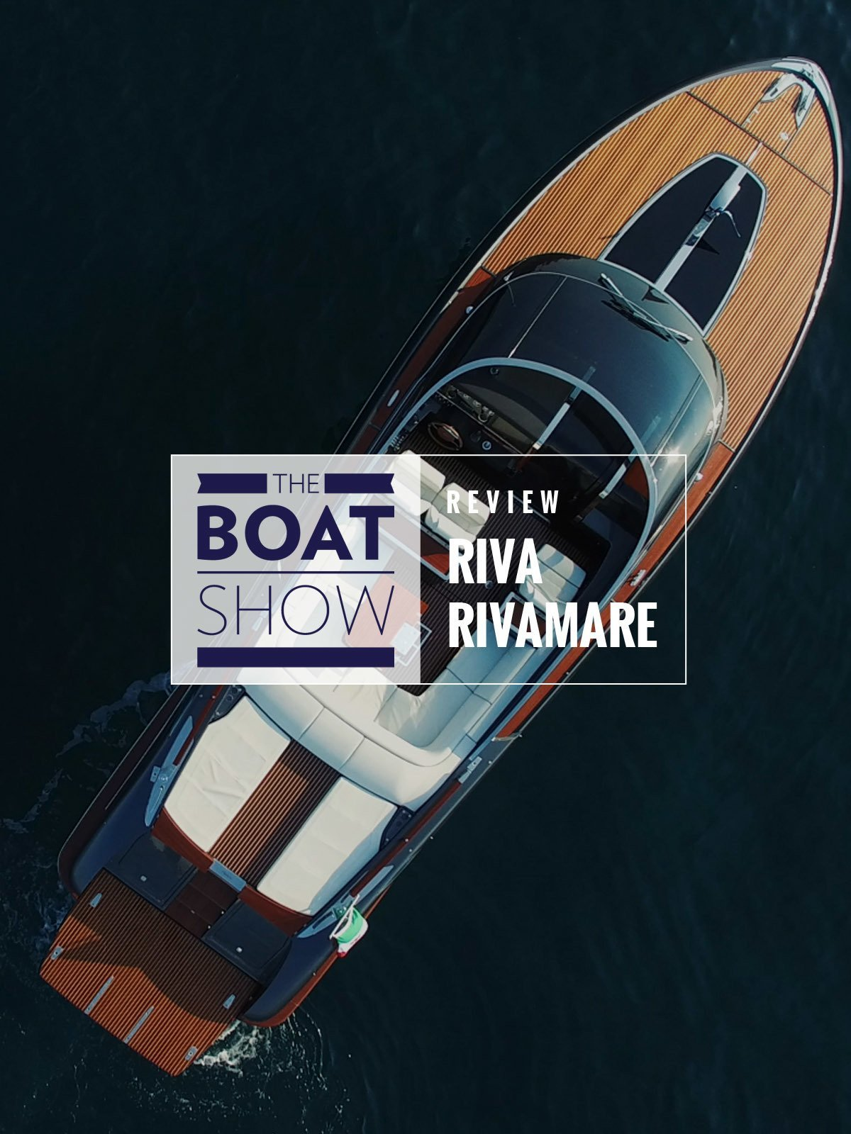 Review: Rivamare - The Boat Show on Amazon Prime Video UK
