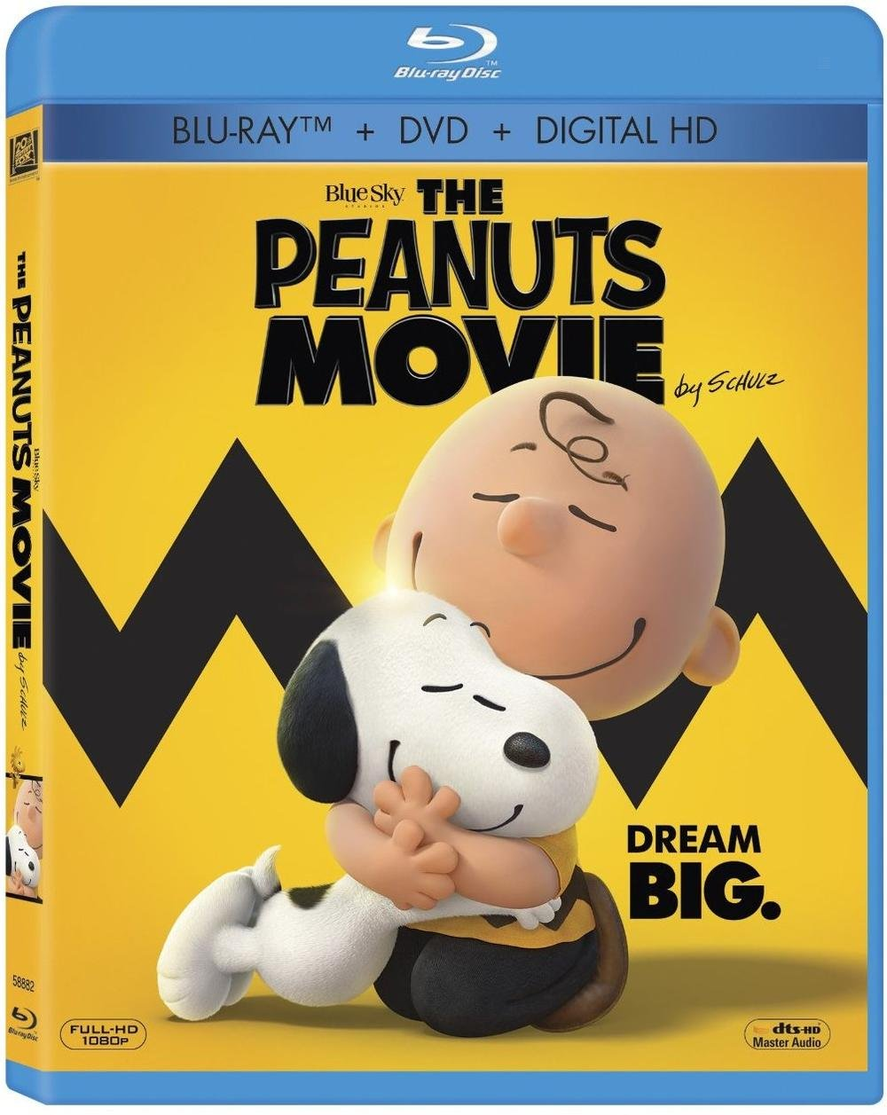 Snoopy et les Peanuts - Le Film FRENCH BLURAY 1080p