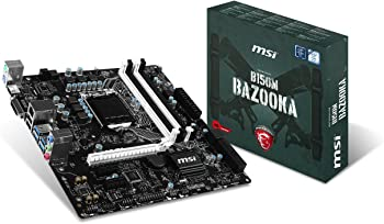 MSI Gaming Intel DDR4 Micro ATX Motherboard