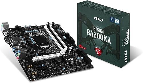 MSI Gaming Intel DDR4 Micro ATX Motherboard