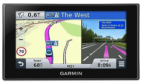 Garmin NÜVI 2659LM UK AND Western Europe GPS Eléments Dédiés à la Navigation Embarquée Fixe, 16:9