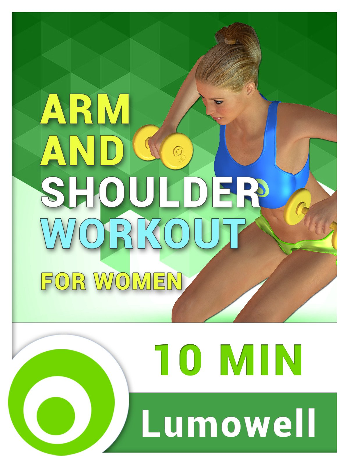Arm and Shoulder Workout for Women