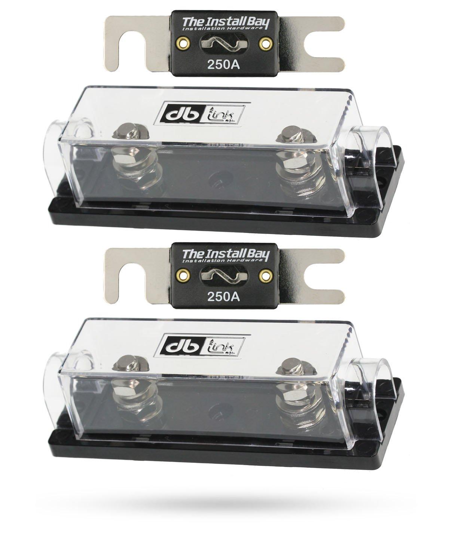 dual battery wiring   fuse block