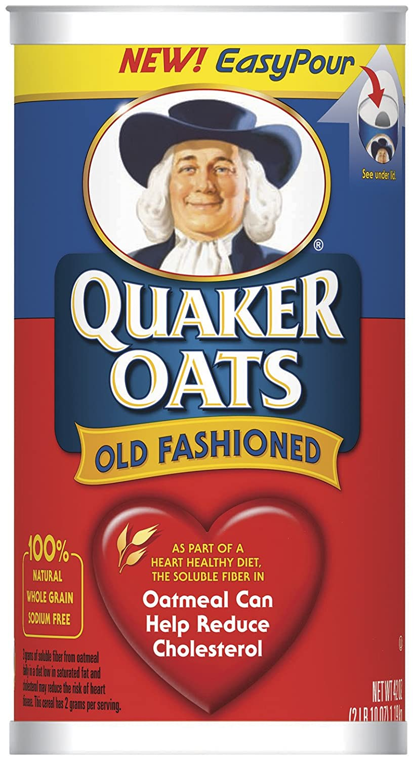 Amazon com Quaker Oats  Quaker Oats Oatmeal
