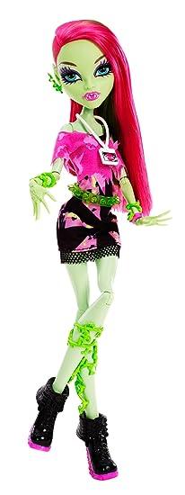 Monster High Music Festival Venus McFlytrap