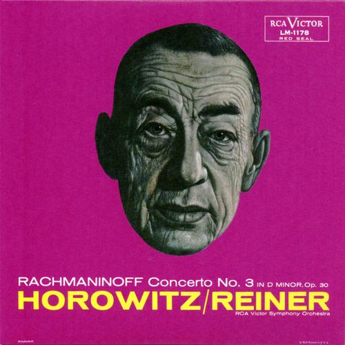 Red seal lm 1178 rachmaninoff piano concerto no 3 in d minor op 30