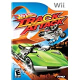 Hot Wheels Track Attack - Nintendo Wii
