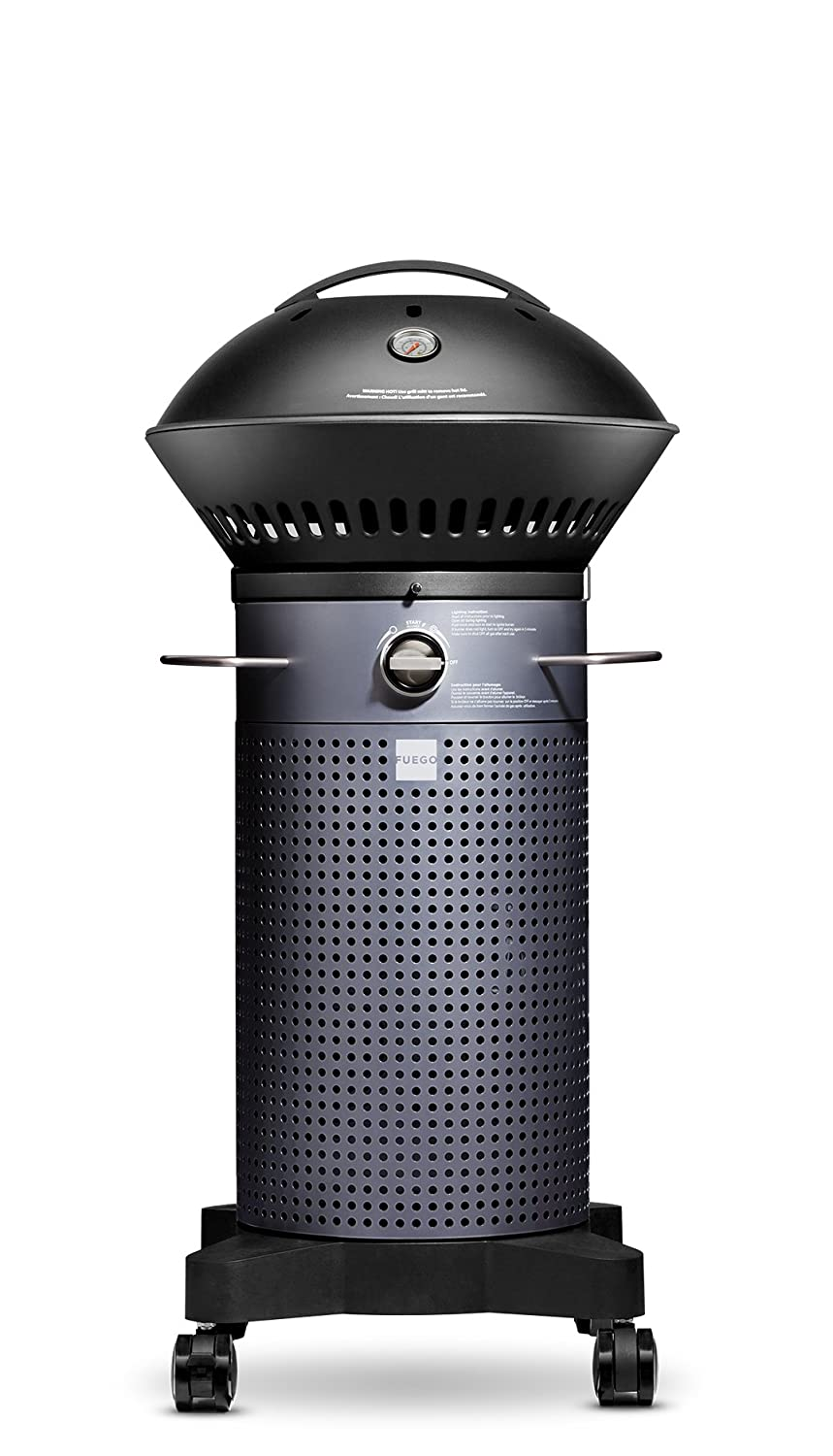 FUEGO FELG21C Element Gas Grill Carbon Steel - A High-End Gas Grill Under 300