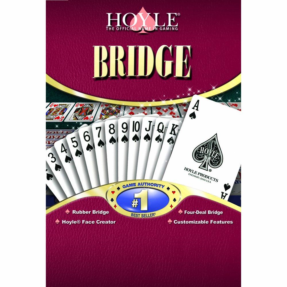 Hoyle Bridge Game For Windows 7