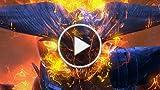 CGR Trailers - MARVEL HEROES 2015 Surtur Teaser Trailer
