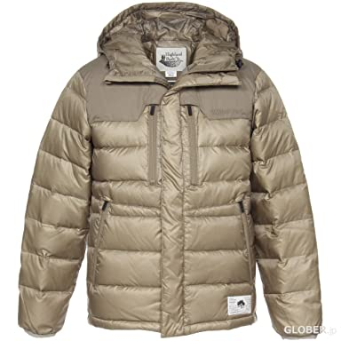 Breath Thermo Down Jacket D2JE5501: Beige