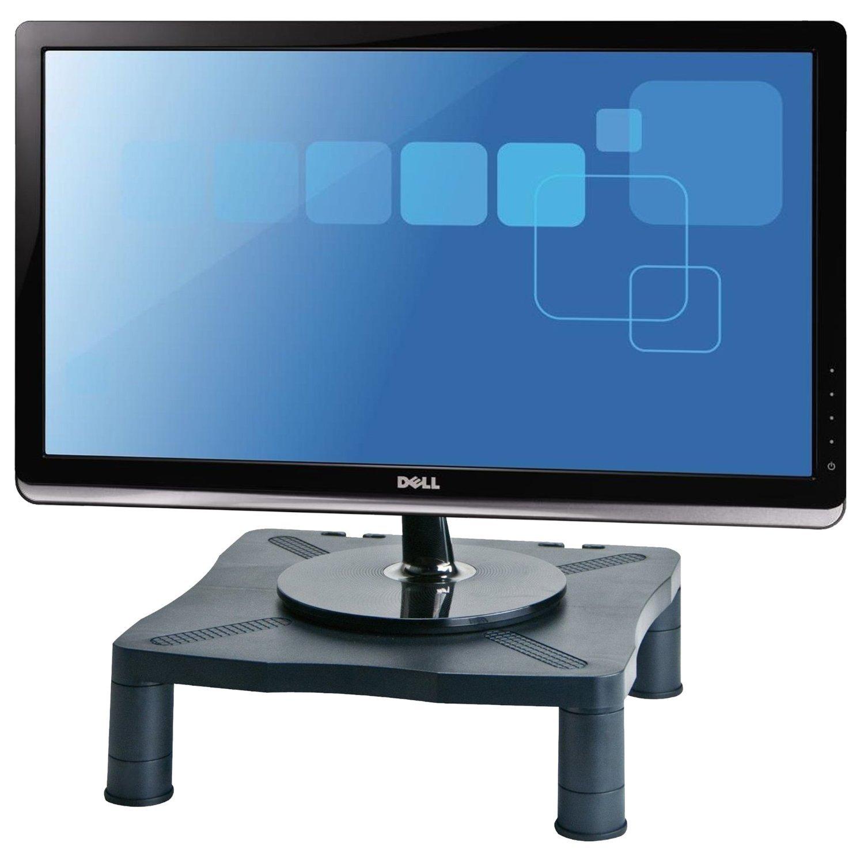 TsirTech Height Adjustable Monitor Stand Printer Stand Desk