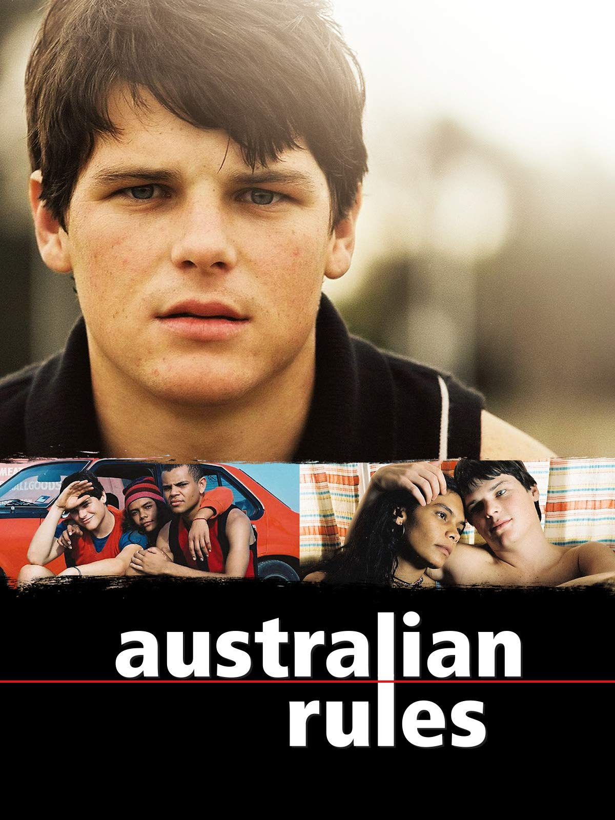 Australian Rules on Amazon Prime Video UK