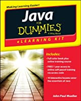 Java eLearning Kit For Dummies Front Cover