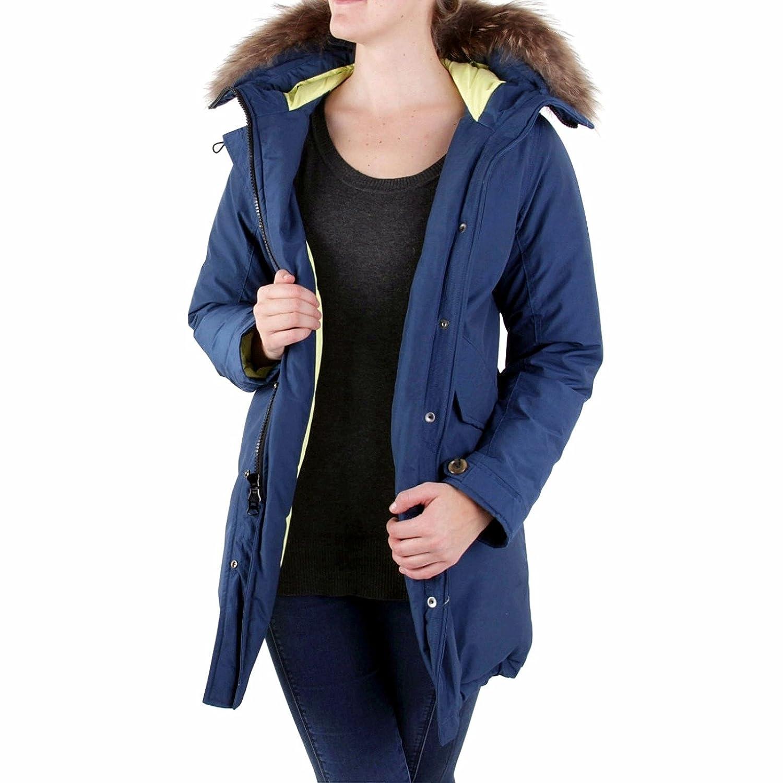 BLAUER USA Damen Winter Daunenparka Blue BLD03045 günstig