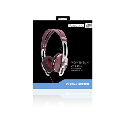 MOMENTUM On-Ear pinkの写真04。おしゃれなヘッドホンをおすすめ-HEADMAN(ヘッドマン)-