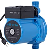 HSH-Flo 3/4'' NPT 110V/120Vac 29Ft Head Circulator Pump Auto Hot Water Circulation Pump